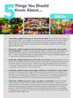 5 Things GMOs
